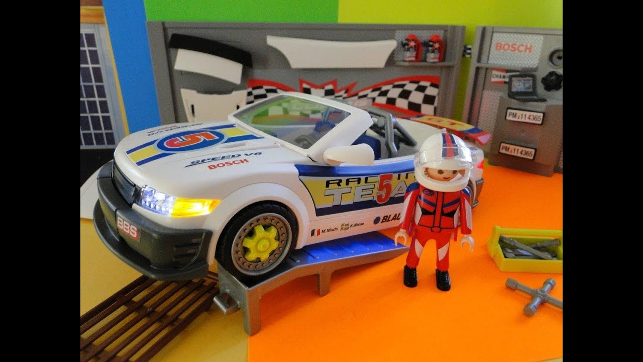 playmobil voiture car youtube. Black Bedroom Furniture Sets. Home Design Ideas