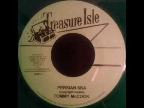 Tommy McCook and The Supersonics - Persian Ska