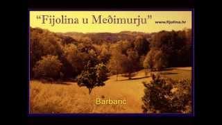 """barbarić ( cd """"Fijolina u Međimurju"""" pjesma no.3 )"""