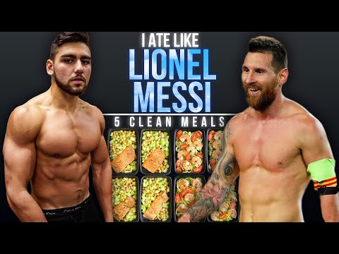 i-tried-lionel-messi's-vegetarian-diet-for-a-day