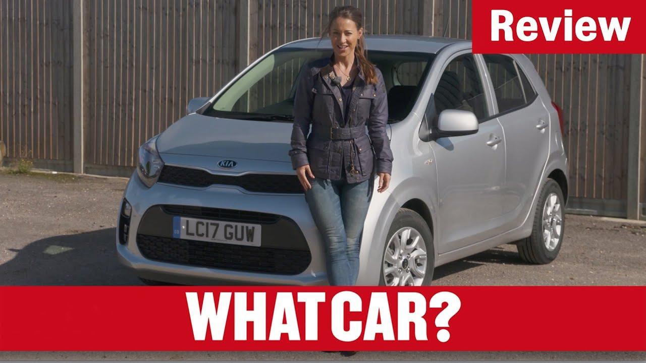 2018 Kia Picanto Review   Can it beat a Hyundai i10?   What Car? - Dauer: 6 Minuten, 53 Sekunden