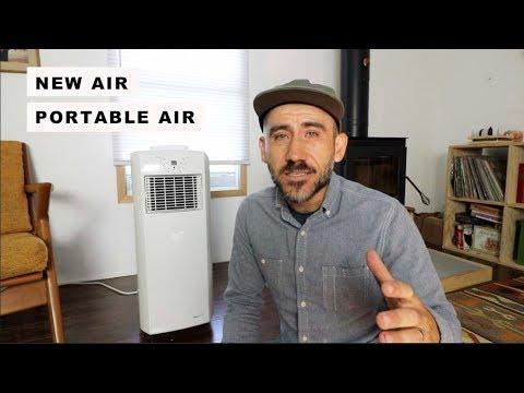 SIMPLE way to COOL your MOBILE HOME | NEW AIR REVIEW
