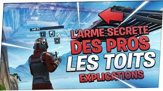 🛠️ TUTO: THE TOITS, THE SECRETE ARME OF BEST PLAYERS! Fortnite Battle Royale