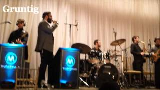 Peretz Chain Sings at the Wedding of: Rogatsky - Fedorovsky