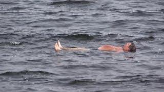 Rest on the lakes of Khakassia. Lake Tus