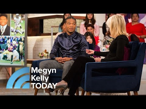 Isaiah Woods: The Teen Who Put His Mental Health Ahead Of A Football Career | Megyn Kelly TODAY