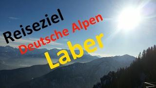 Альпы Германия - гора Laber