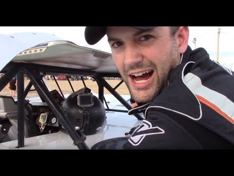 Attica Raceway Park and Replacing Seat Belts