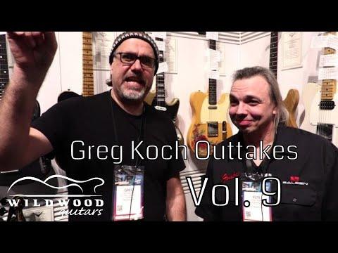 Greg Koch Outtakes Vol. 9  •  Wildwood Guitars