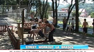 Street Workout Romania - Antena1