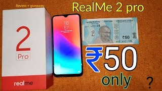 ₹50 only | Realme 2 Pro mobile in just Rs 50 | money in PAYTM from Spin Greedy & giveaway