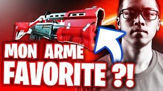 MON ARME FAVORITE SUR FORTNITE ?? - SOLO +20 KILLS - KINSTAAR GAMEPLAY