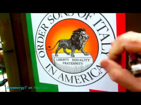 Order of the SONS of ITALY,