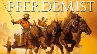 Dampfender Pferdemist - Wagenrennen auf Steam - Was ist ... Chariot Wars?