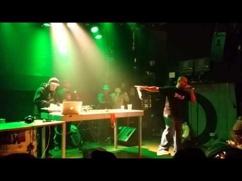 Hommage à Arthur DF by 1PROBABLE MC & DJ SPAZM