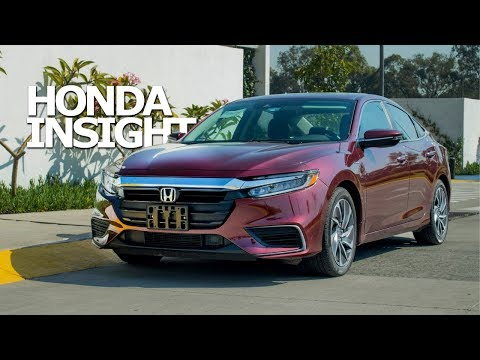 Honda Insight El mejor Honda actualmente pero...