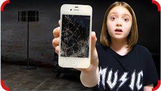 Прятки с бабулей! Кто разбил мой телефон? cмотреть видео онлайн бесплатно в высоком качестве - HDVIDEO