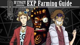 Shin Megami Tensei Liberation Dx2 - EXP Farming Guide