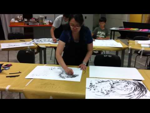 Indexical Drawing Singapore