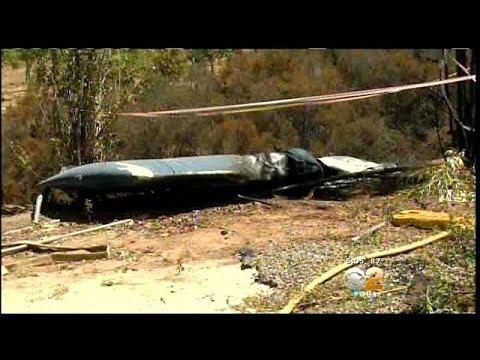 3 People Killed In Small Plane Crash Near Lake Elsinore