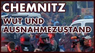#Chemnitz - Zwischen Wut und Ausnahmezustand