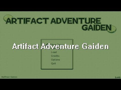 Indie Game Friday: Artifact Adventure Gaiden