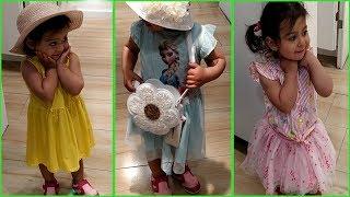 Let's Go Shopping | Ayşe Ebrar Alışverişe gidiyor | For Kids Video