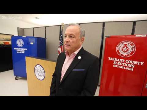 Texas Secretary of State Carlos Cascos, what voters need to know
