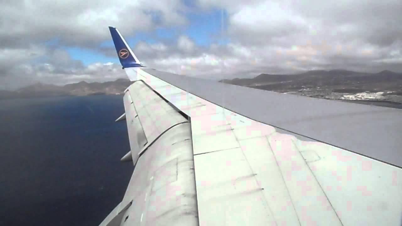 Abflug Lanzarote Condor