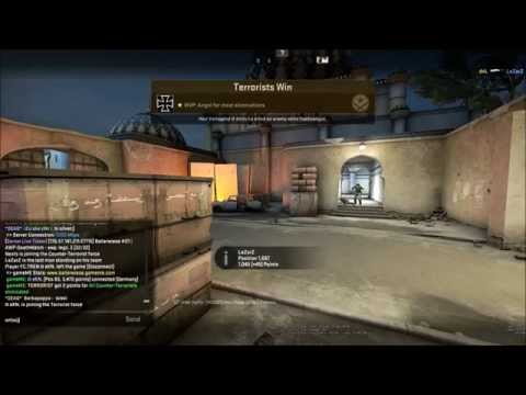 CS:GO Casual on de_dust2_night - Radeon 7850 1GB DDR5 OC(R7 265), G3220