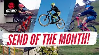 Serious Mountain Bike Airtime | GMBN's March Sends Of The Month