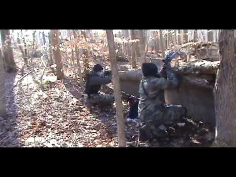 OP: Wasteland 1, Part 1 - Apocalyptic Survival Airsoft (c7viper)