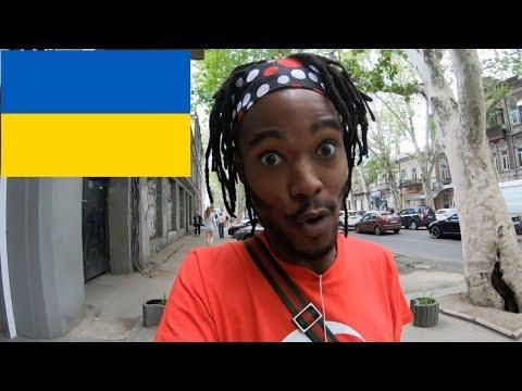 Lost American in Odessa Ukraine. (VLOG #1254)