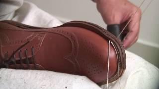 Как делается настоящая обувь ручной работы