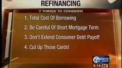 Refinancing Pros and Cons