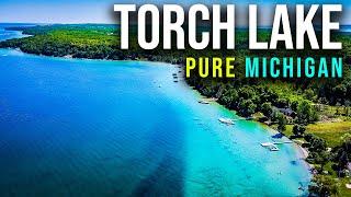 Torch Lake & Hiġgins Lake | Pure Michigan Camping