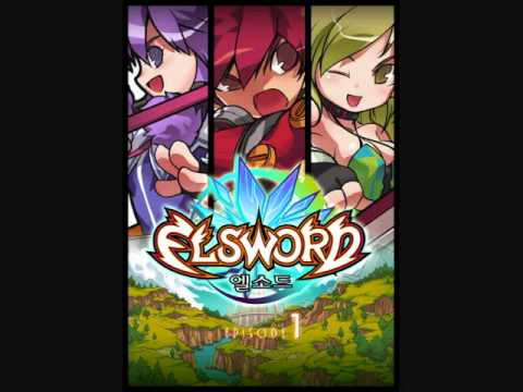 Elsword OST 092 - 'Crystals and Waterfalls'