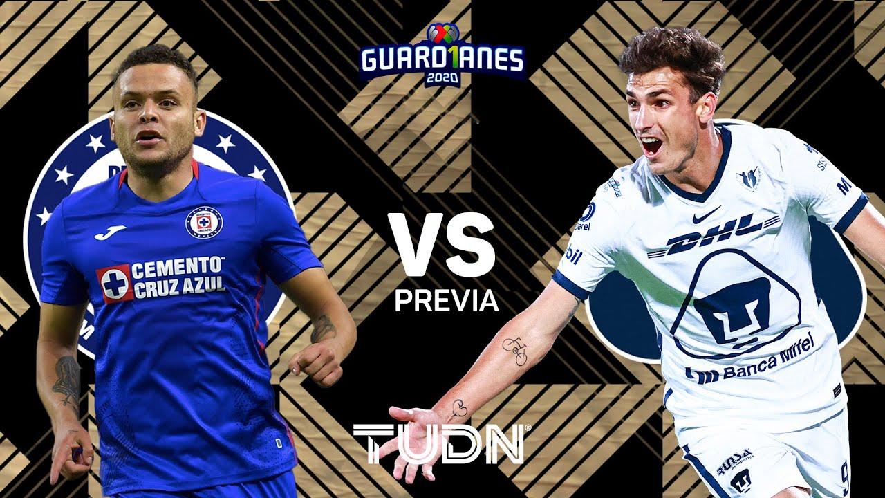 EN VIVO: Cruz Azul vs. Pumas por la semifinal de la Liga MX