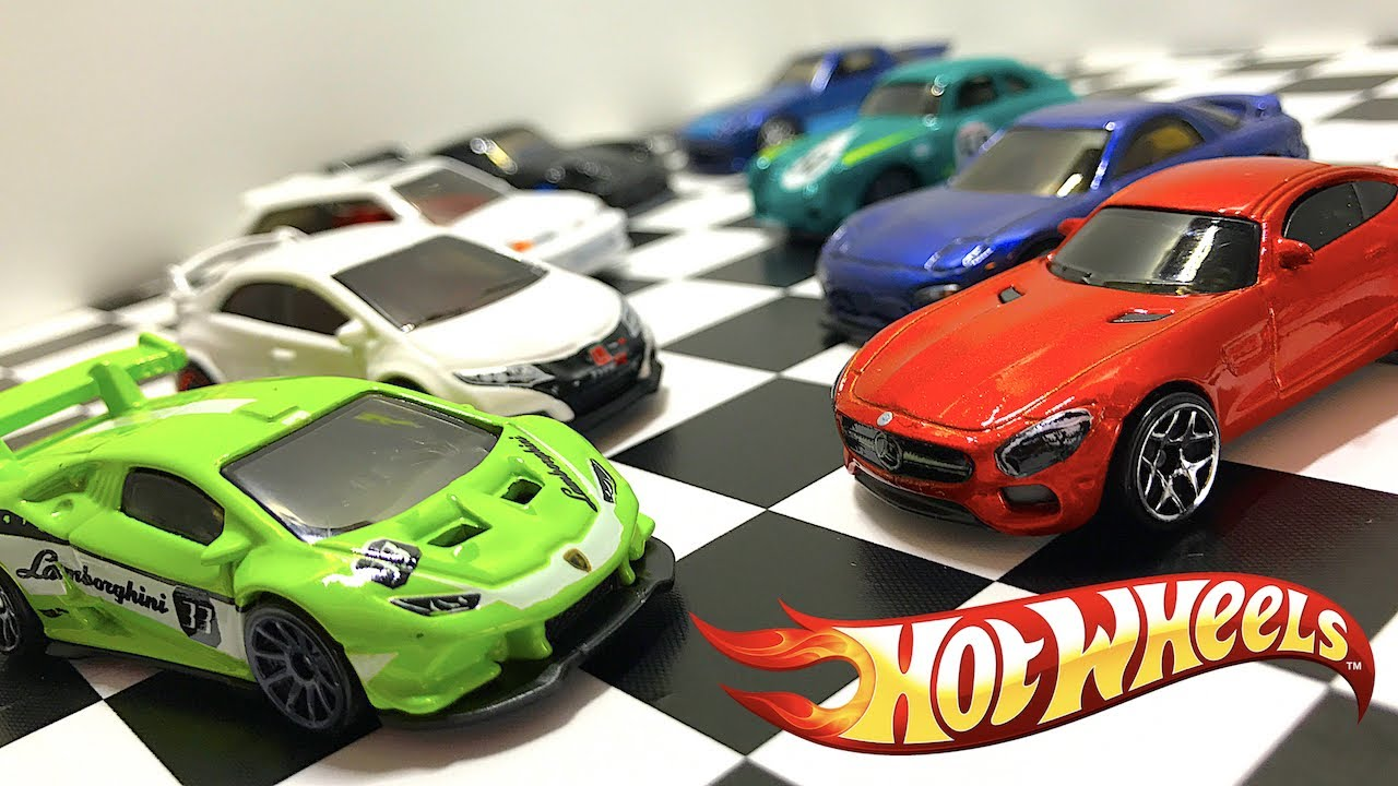 Let S Open New Hot Wheels Lamborghini Mercedes Amg And More Youtube