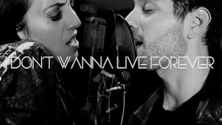 Taylor Swift and ZAYN I don't wanna live forever cover by Mayré and Rafael de la Fuente