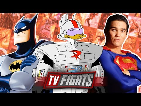 Who Has the Best TV Superhero Suit of All Time? - TV Fights