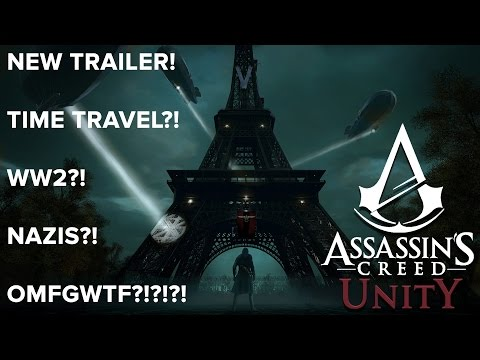 Assassin's Creed: Unity features World War 2 section
