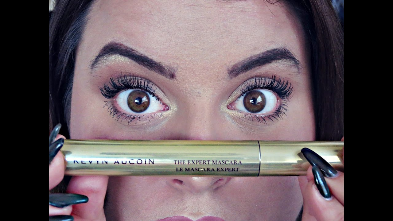 3e9281cfd31 FIRST IMPRESSION: KEVYN AUCOIN THE EXPERT MASCARA - YouTube