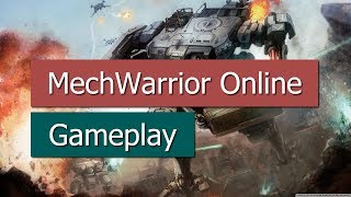 MechWarrior Online - Gameplay