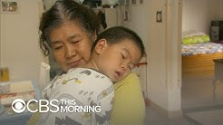 Childcare in China is truly a family affair
