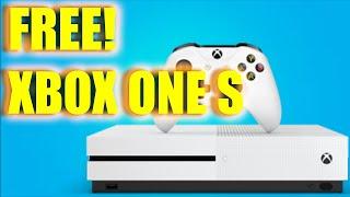 How to Get a Xbox One S For FREE | How to Get An FREE XBOX ONE S!