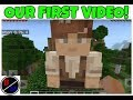 (1st Ever Video!) Minecraft Lets Play [Episode#1]