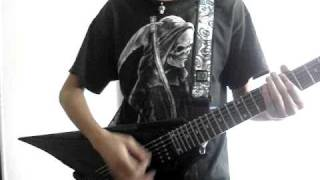 Scars On Broadway- Fucking (Guitar Cover)