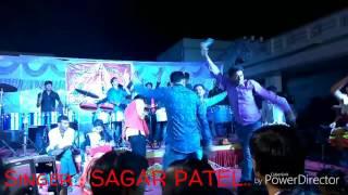 Sagar patel live patidar na garba..rupiye rame..bhale bhale patelo
