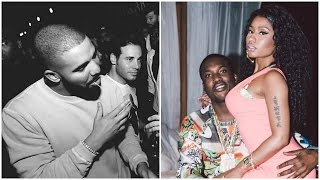DJ Drama Reveals that Meek Mill Thought Drake was Talking About Nicki Minaj on RICO at first..